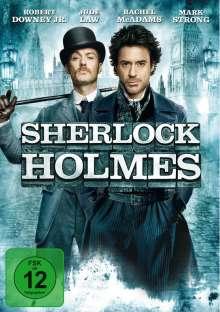 Sherlock Holmes (2009), DVD