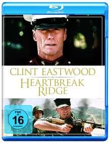 Heartbreak Ridge (Blu-ray), Blu-ray Disc