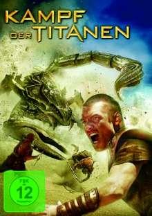 Kampf der Titanen (2010), DVD