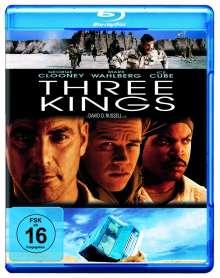 Three Kings (Blu-ray), Blu-ray Disc