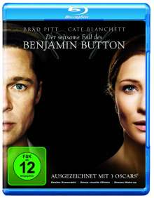 Der seltsame Fall des Benjamin Button (Blu-ray), Blu-ray Disc