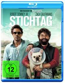 Stichtag (Blu-ray), Blu-ray Disc