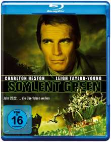 Soylent Green (Blu-ray), Blu-ray Disc