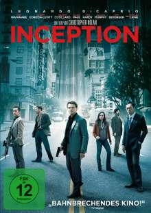 Inception, DVD