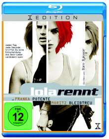 Lola rennt (Blu-ray), Blu-ray Disc