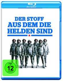 Der Stoff, aus dem die Helden sind (Blu-ray), Blu-ray Disc