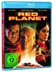 Red Planet (Blu-ray), Blu-ray Disc