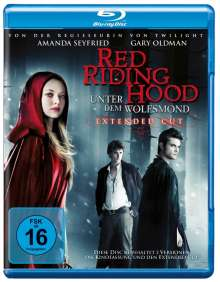 Red Riding Hood (Blu-ray), Blu-ray Disc