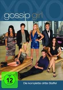 Gossip Girl Season 3, 5 DVDs