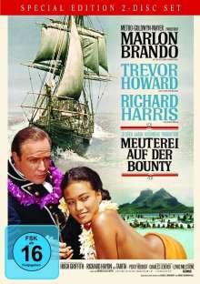Meuterei auf der Bounty (1961) (Special Edition), 2 DVDs