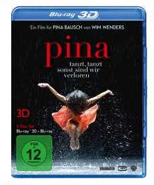 Pina (3D & 2D Blu-ray), 2 Blu-ray Discs