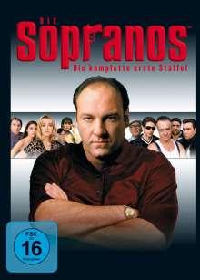 Die Sopranos Staffel 1, 4 DVDs