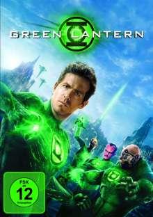 Green Lantern, DVD