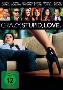 Crazy, Stupid, Love, DVD