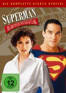 Superman - Die neuen Abenteuer von Lois & Clark Season 4, 6 DVDs