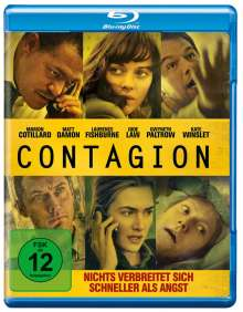 Contagion (Blu-ray), Blu-ray Disc
