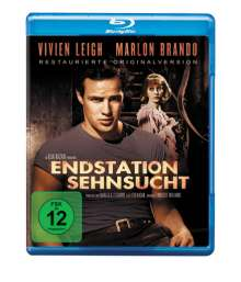 Endstation Sehnsucht (Restaurierte Originalversion) (Blu-ray), Blu-ray Disc