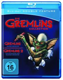 Gremlins 1 & 2 (Blu-ray), 2 Blu-ray Discs
