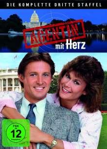 Agentin mit Herz Season 3, 5 DVDs