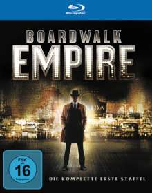 Boardwalk Empire Season 1 (Blu-ray), 5 Blu-ray Discs