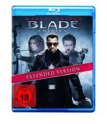 Blade: Trinity (Blu-ray), Blu-ray Disc