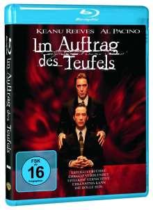 Im Auftrag des Teufels (Blu-ray), Blu-ray Disc