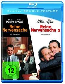 Reine Nervensache 1 & 2 (Blu-ray), 2 Blu-ray Discs