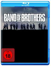 Band of Brothers (Blu-ray), 6 Blu-ray Discs