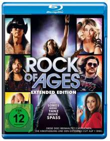 Rock Of Ages (Blu-ray), Blu-ray Disc