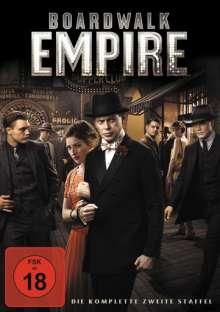 Boardwalk Empire Season 2, 5 DVDs