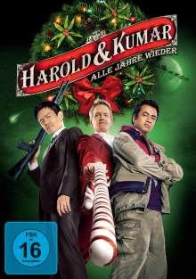 Harold und Kumar - Alle Jahre wieder, DVD