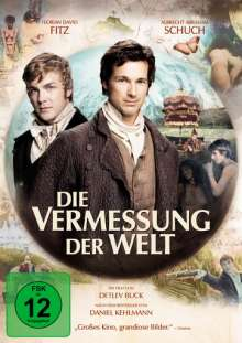 Die Vermessung der Welt, DVD