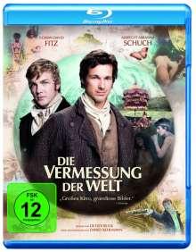 Die Vermessung der Welt (Blu-ray), Blu-ray Disc