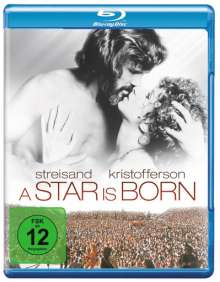 A Star Is Born (1976) (Blu-ray), Blu-ray Disc