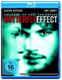 Butterfly Effect (Blu-ray), Blu-ray Disc