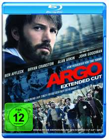 Argo (Extended Cut) (Blu-ray), Blu-ray Disc