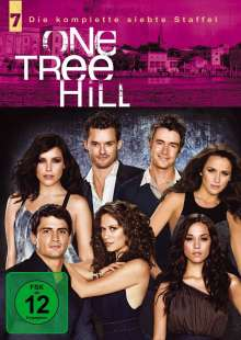 One Tree Hill Season 7, 5 DVDs