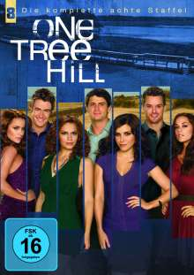 One Tree Hill Season 8, 5 DVDs
