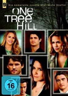 One Tree Hill Season 9, 3 DVDs
