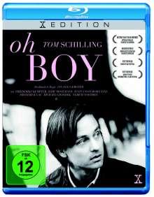 Oh Boy (Blu-ray), Blu-ray Disc