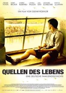 Quellen des Lebens, DVD