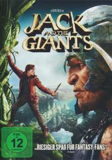 Jack And The Giants, DVD