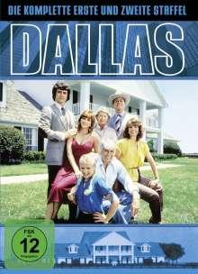 Dallas Season 1 & 2, 7 DVDs