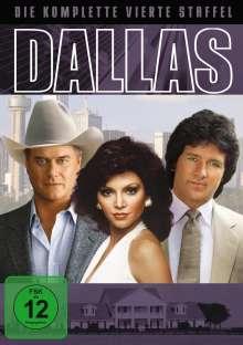 Dallas Season 4, 7 DVDs