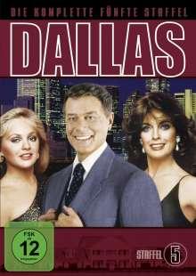 Dallas Season 5, 7 DVDs
