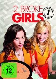 Two Broke Girls Staffel 1, 3 DVDs