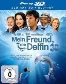 Mein Freund, der Delfin (3D Blu-ray), 2 Blu-ray Discs