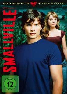Smallville Season 4, 6 DVDs