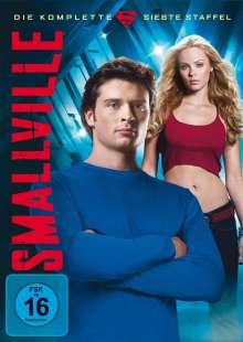 Smallville Season 7, 6 DVDs