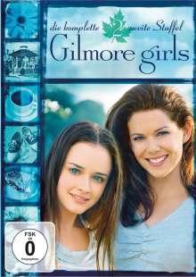 Gilmore Girls Season 2, 6 DVDs